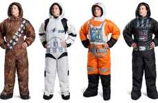 Intergalactic Cosplay Sleeping Bags