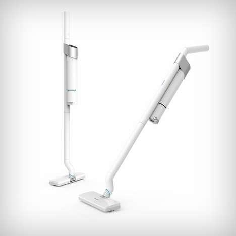 Convertible Vacuum Brooms