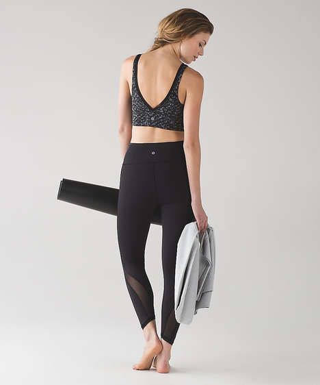 Flight-Inspired Activewear