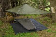 Versatile Backcountry Camping Blankets - The PDW Technical Picnic Blankets are Crafted to be Tough