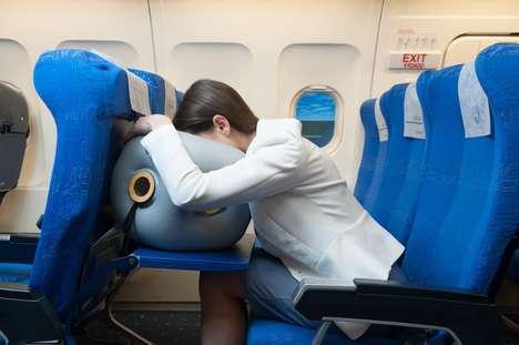 Inflatable Travel Sleep Pillows
