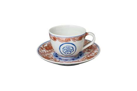 Historically Inspired Tea Cups