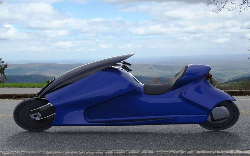 Self-Balancing Motorcycles