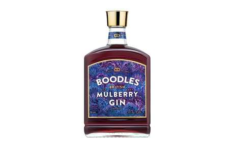 Berry-Steeped Gins