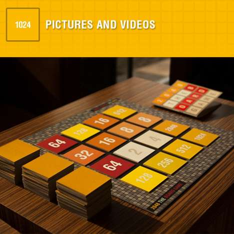The 2048 Board Game Was Inspired by a Popular App