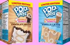 Co-Branded Coffee Breakfast Tarts - Pop-Tarts' Dunkin' Donuts Tarts Come In Limited Edition Flavors