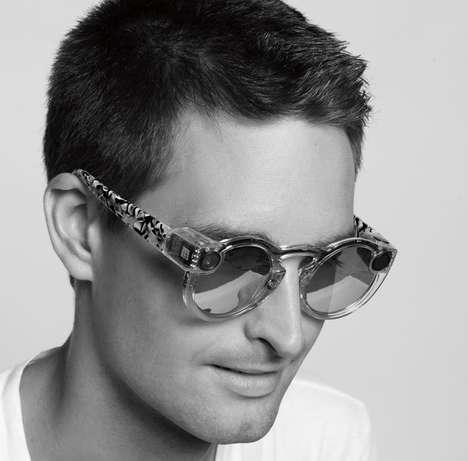Corrective Social Media Glasses