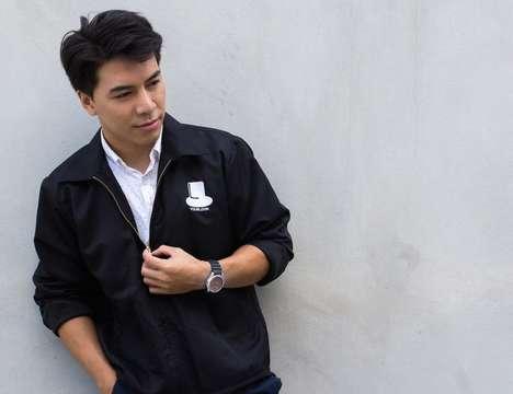 Fashionable Cut-Proof Jackets