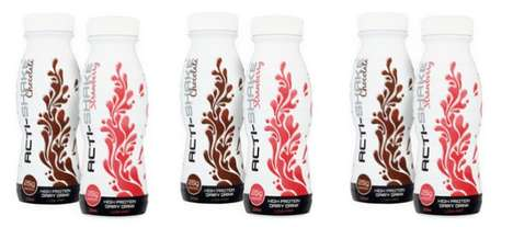 Bottled High-Protein Shakes