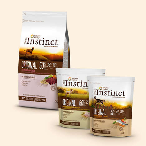 Grain-Free Pet Foods