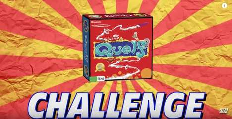 Board Game Challenge Videos