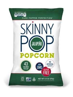 GMO-Free Snack Popcorn
