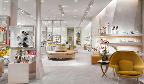 High End Rental Experiences - The New Neiman Marcus Outlet Includes Rent the Runway Styles