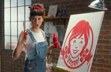 Hot Sauce-Themed Restaurant Ads