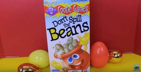 Bean-Balancing Game Challenges