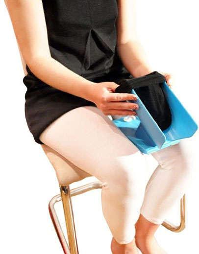Elderly Sock-Dressing Devices