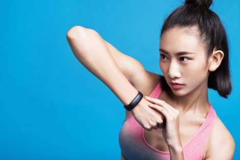 Cost-Effective Fitness Trackers - The Meizu Band Fitness Tracker will Retail for About $33