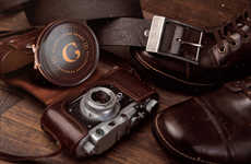 Sophisticated Shoe Care Collections - 'Gent's Club' Offers Luxury Shoe Maintenance Accessories