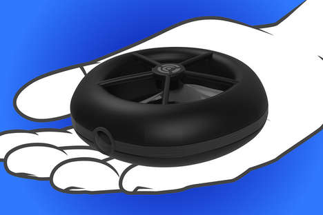 Diminutive Camera Drones
