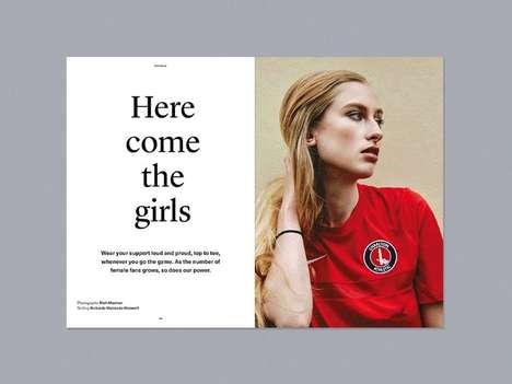 Female-Centric Soccer Zines