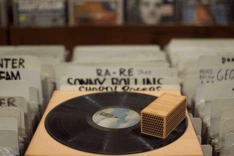 Pocket-Sized Vinyl Players