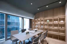 Self-Referential Coworking Offices - 'The Work Project' is for Those with Flexible Schedules