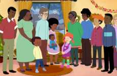 Diverse Kids' Christmas Specials - 'The Snowy Day' on Amazon is an Adaptation of the Children's Book