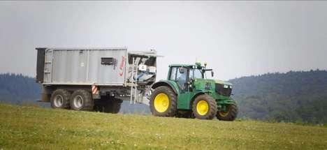 Eco-Friendly Farming Vehicles