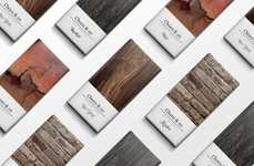Architectural Chocolate Branding