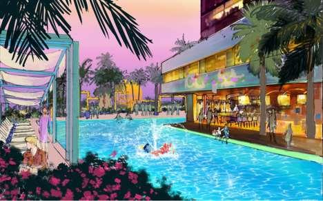 Luxury Disneyland Hotels