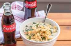 Gourmet Soda Pairings - This Campaign is Changing Perspectives on Coca-Cola and Food