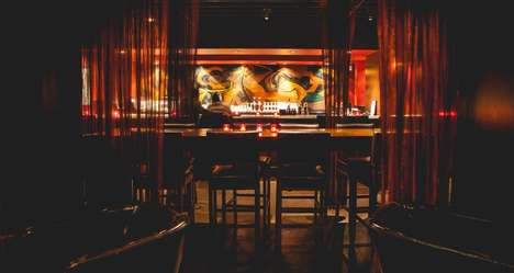 Unassuming Cocktail Lounges - The 'Downtown Cocktail Room' Serves Up Complex Drinks in a Cozy Space