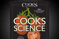 Scientific Flavor Cookbooks