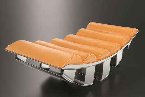 Rippled Aircraft Furniture