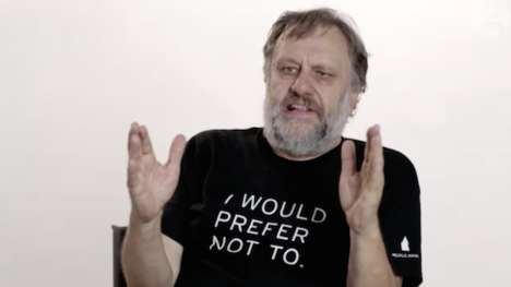 The Dubiousness of Charity - Slavoj Zizek's Discussion on Charity Questions Corporate Giving
