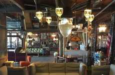 Industrial Antique Stores - Chicago's 'Salvage One' Doubles as an Antique Store and Event Venue