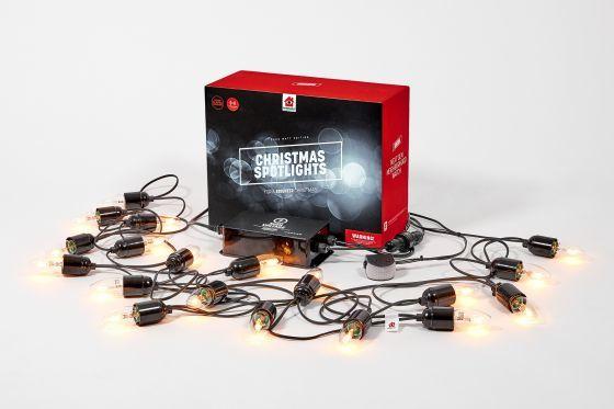 Anti-Theft Christmas Lights