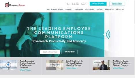 Digital Company Bulletin Boards