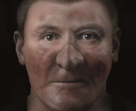 Digitally Reconstructed Monarchs - The LJMU Face Lab Created an Accurate Image of Robert the Bruce