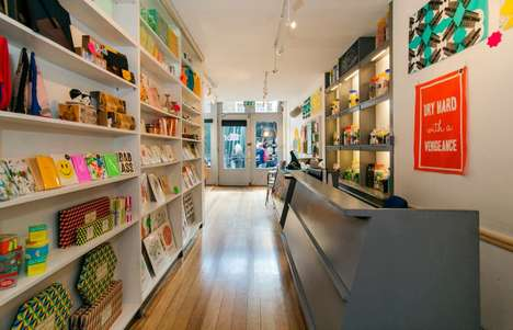 Hybrid Craft Studios - London's 'Drink, Shop & Do' Functions as a Bar, Cafe and Craft Studio