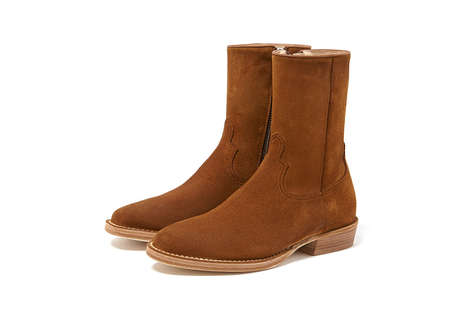 Elegant Western-Inspired Boots