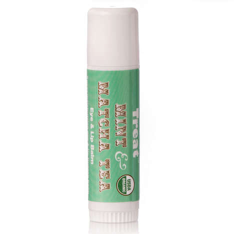 Two-in-One Beauty Balms - Treat Beauty's Caffeinated Balm is Suited for the Lips and Eyes