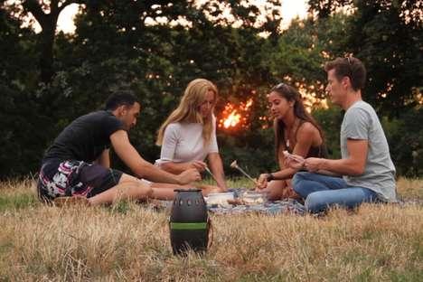 Portable Camping Burners