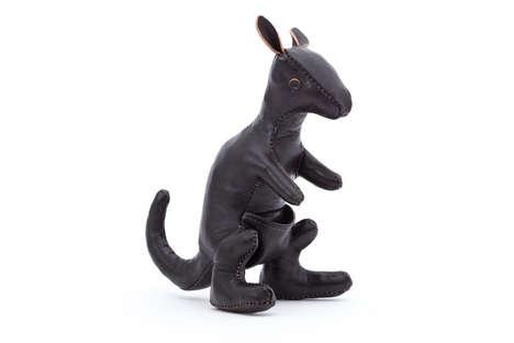 Handcrafted Leather Kangaroos