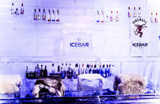 Frozen Cocktail Lounges - 'Icebar Orlando' Offers the Perfect Escape from the Florida Sun