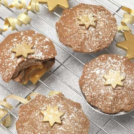Holiday Pie Chocolates