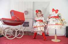 Bespoke Children's Boutiques - Donna Maria Specializes in Handmade Couture for Kids