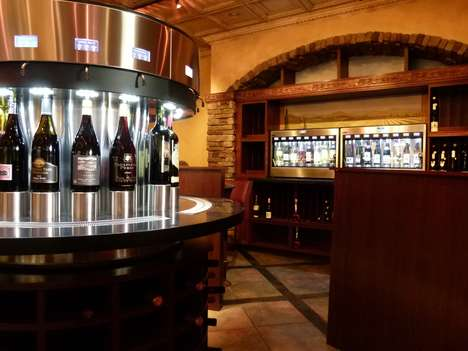 'The Wine Room' Lets Customers Sample Vino from Enomatic Wine Dispensers