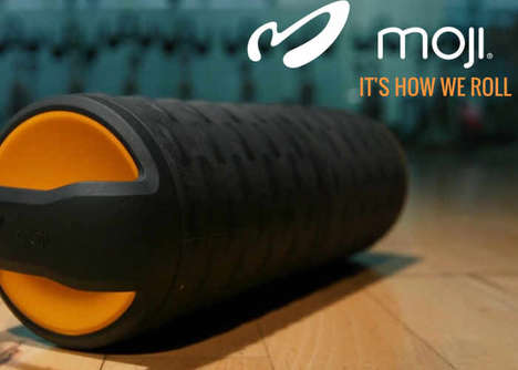Heated Workout Muscle Rollers