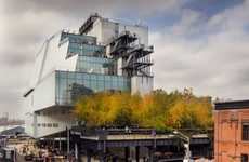 Cutting-Edge American Galleries - The Whitney Museum of American Art Highlights Contemporary Artists